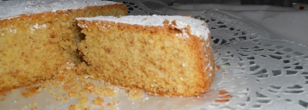 Ricetta – Torta Paradiso