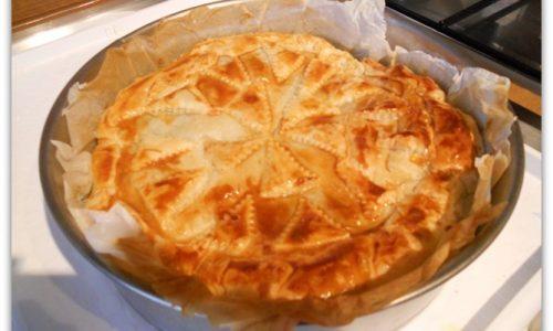 Ricetta – Torta Pasqualina