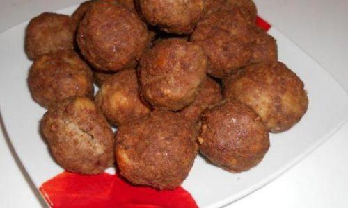 Ricetta – Polpette di Carne Fritte