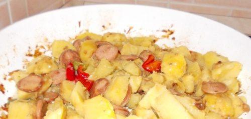 Ricetta – Patate Fantasia